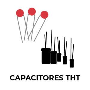 CAPACITORES THT