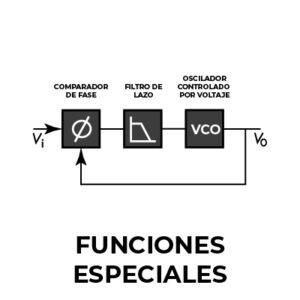 FUNCIONES ESPECIALES