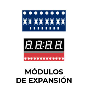 MODULOS DE EXPANSION