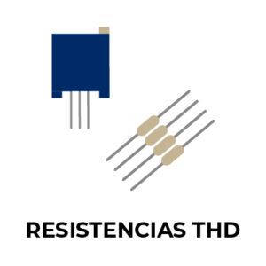 RESISTENCIAS THT