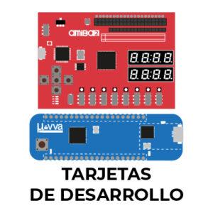 TARJETAS DE DESARROLLO